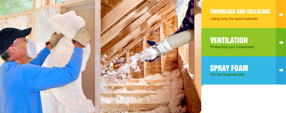 Bloomington Spray Foam Insulation