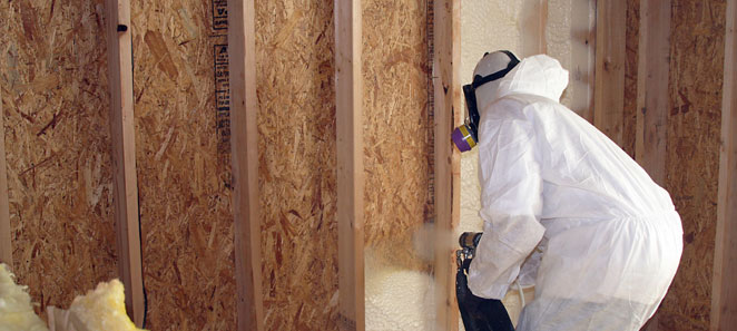 Spray Foam Insulation in Eden Prairie MN