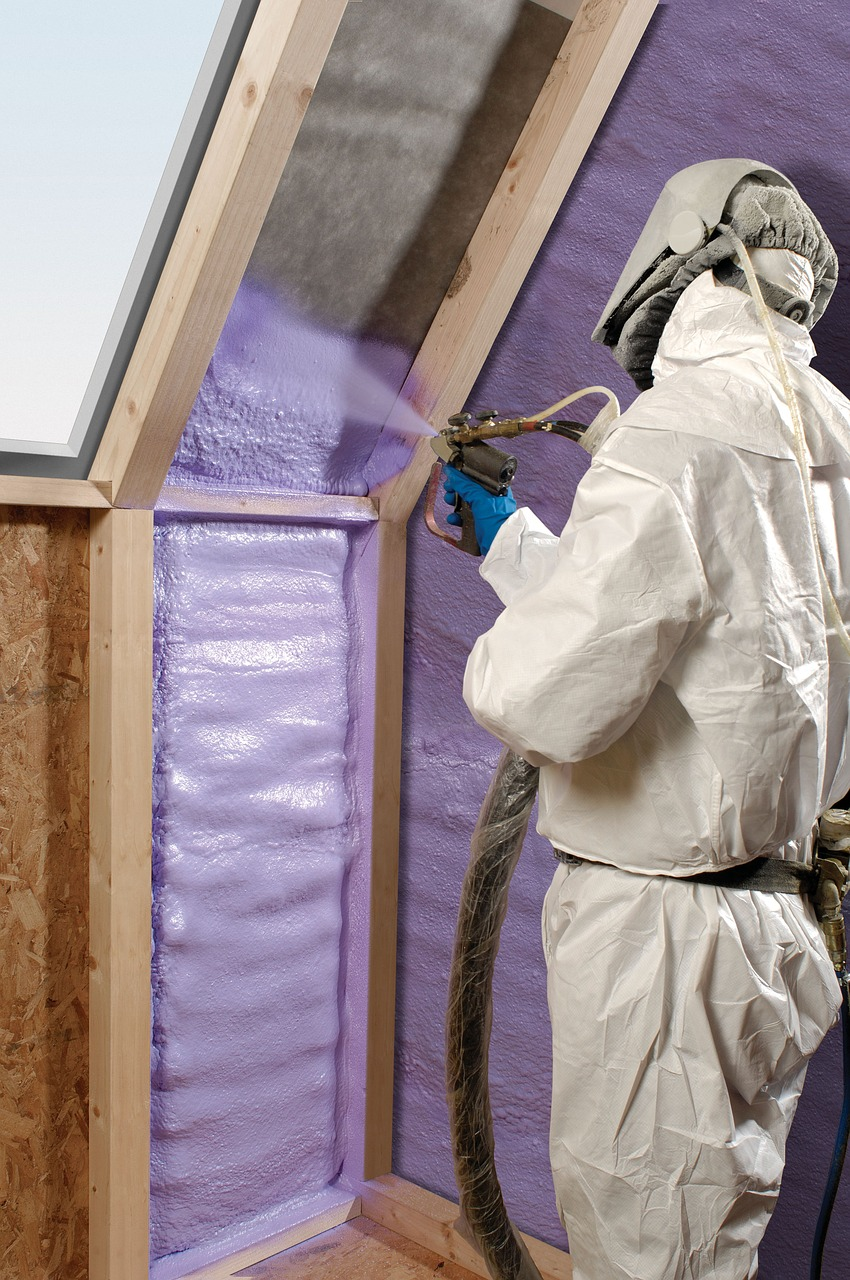 Spray Foam Insulation Burnsville