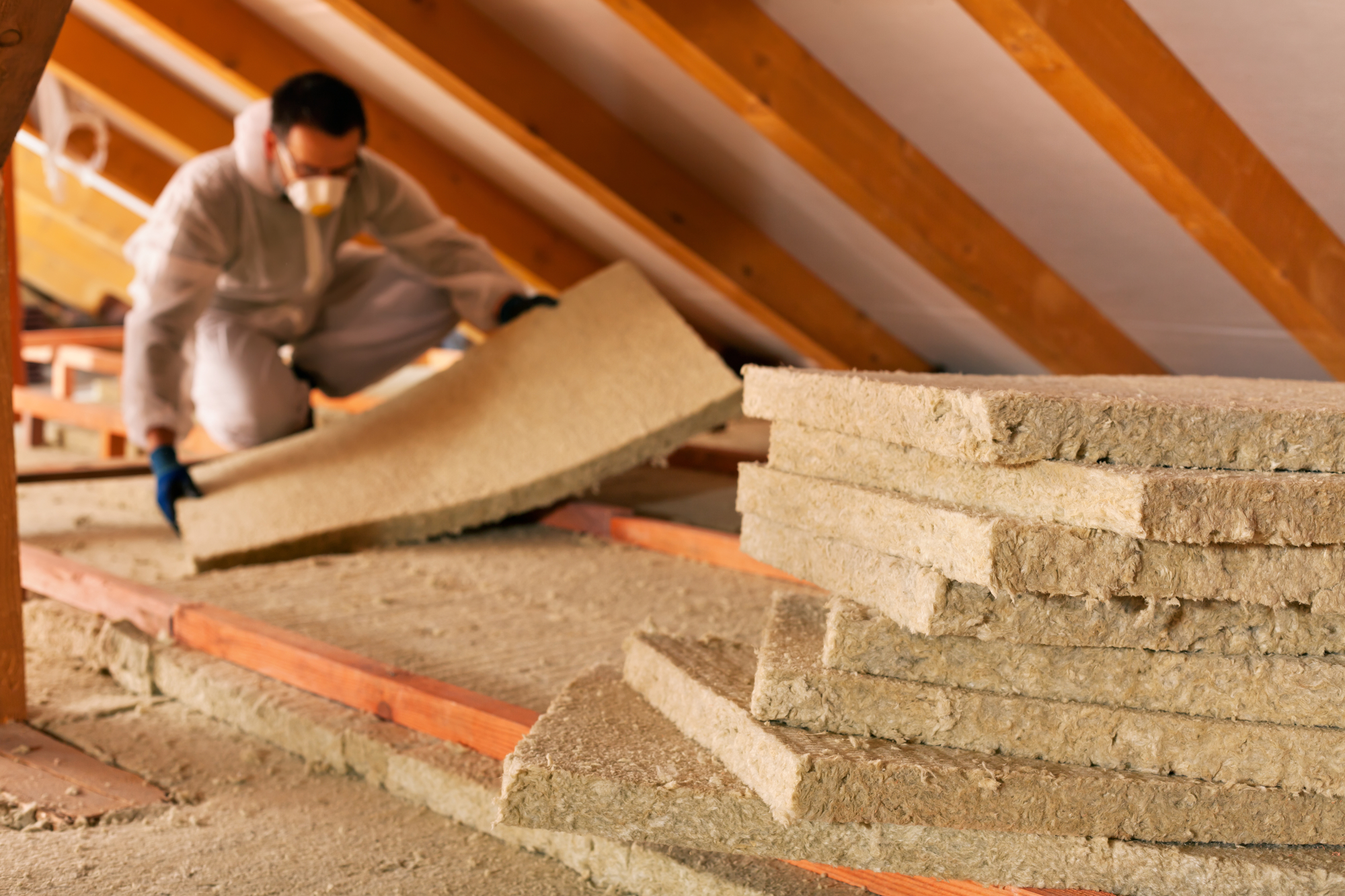Spray Foam Insulation Contractors Saint Paul